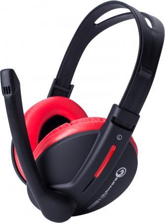 все цены на Игровая гарнитура проводная Marvo H8312 BK+RD красный черный онлайн