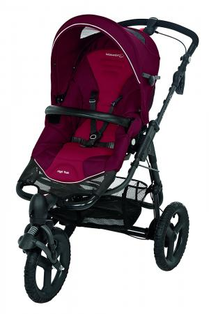 Прогулочная коляска Bebe Confort High Trek (robin red) автокресло bebe confort iseos isofix raspberry red