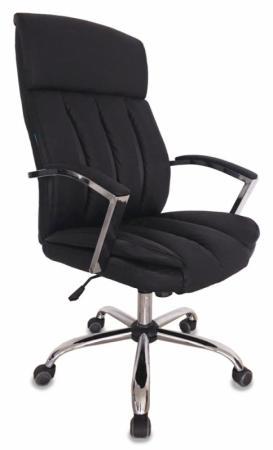 Кресло Бюрократ T-8000SL/BL+GR черный цена и фото