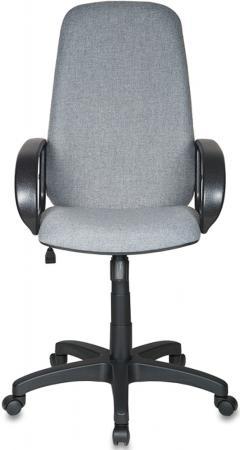 Кресло руководителя Бюрократ CH-808AXSN темно-серый