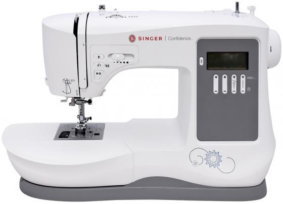 Швейная машина Singer Confidence 7640Q белый швейная машина singer confidence 7470 белый