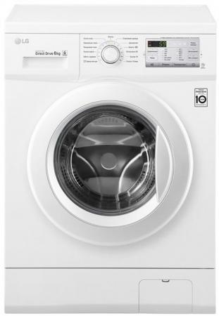 Стиральная машина LG FH2H3MD0 белый стиральная машина lg fh2h3md0