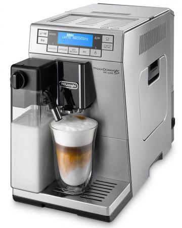Кофеварка DeLonghi ETAM36.364.M 1450 Вт серебристый цена и фото