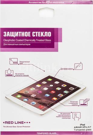 Защитное стекло Red Line УТ000011736 для iPad Pro стоимость