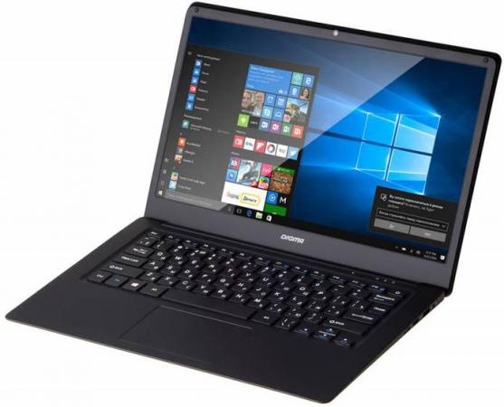 Ноутбук Digma CITI E210 11.6 1366x768 Intel Atom-x5-Z8350 32 Gb 2Gb Intel HD Graphics 400 черный Windows 10 Home ET2005EW платформа intel boxstk1aw32sc intel atom x5 z8300 2gb ssd 32 intel hd graphics windows 10 home черный 946469