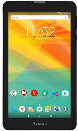 Планшет Prestigio Grace 3157 4G 7 8Gb черный Wi-Fi 3G Bluetooth LTE Android PMT31574GCCIS