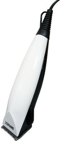 Машинка для стрижки волос Бердск В ЭМ 03 Б чёрный белый бритва бердск 2353 чёрный
