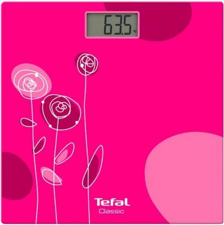 цены на Весы напольные Tefal PP1147V0 розовый  в интернет-магазинах