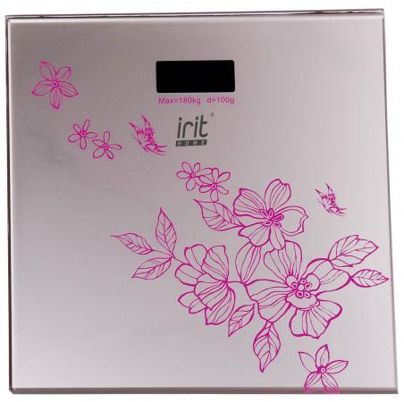 Весы напольные Irit Irit IR-7258 рисунок цены онлайн