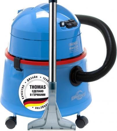 Пылесос Thomas Bravo 20 сухая влажная уборка синий 788-074