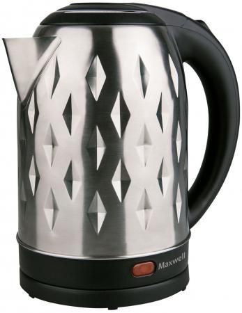 Чайник Maxwell MW-1084 ST 2200 Вт серебристый 1.8 л нержавеющая сталь