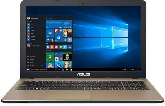 Ноутбук ASUS R541NA-GQ448T 15.6 1366x768 Intel Celeron-N3350 500 Gb 4Gb Intel HD Graphics 500 черный Windows 10 Home 90NB0E81-M08300 ноутбук asus x553sa xx137d 15 6 intel celeron n3050 1 6ghz 2gb 500tb hdd 90nb0ac1 m05820