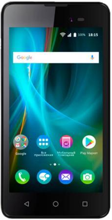 Смартфон BQ BQ-5035 Velvet черный 5 8 Гб Wi-Fi GPS 3G смартфон bq bq 5510 strike power max 4g золотистый mediatek mt6737 1гб 8 гб 5 5 1280x720 13mpix dualsim 3g 4g bt android 7 0