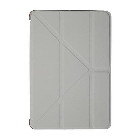 Чехол-книжка BoraSCO 20292 для iPad mini 2 iPad mini iPad mini 3 серый protective matte screen protector guard film for ipad mini transparent