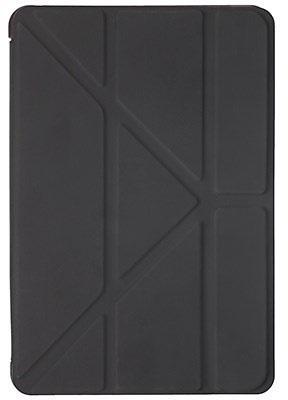 Чехол-книжка BoraSCO 20290 для iPad mini 2 iPad mini iPad mini 3 чёрный чехол continent ip 39wt для ipad 2 ipad 3 белый