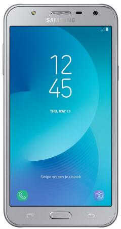 Смартфон Samsung Galaxy J7 Neo серебристый 5.5 16 Гб LTE Wi-Fi GPS 3G SM-J701FZSDSER смартфон samsung sm g532 galaxy j2 prime серебристый mediatek mt6737t 1 5гб 8 гб 5 960x540 8mpix dualsim 3g 4g bt android 6 0