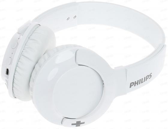 Гарнитура Philips SHB3075WT белый гарнитура ienjoy in066