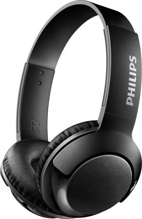 цена на Гарнитура Philips SHB3075BK черный