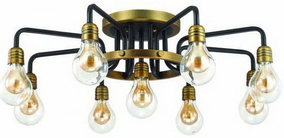 Потолочная люстра Odeon Light Alonzo 3983/9C потолочная люстра odeon 3961 9c