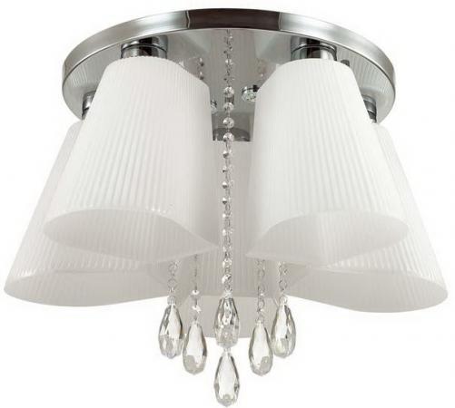 Потолочная люстра Odeon Light Volano 3961/5C зеркало для ванной с подсветкой dubiel vitrum volano ps
