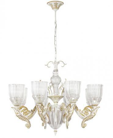 Подвесная люстра Odeon Light Capri 3942/8 цены онлайн