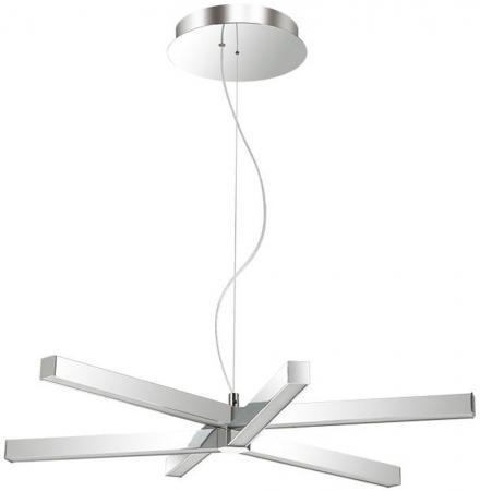 Подвесная светодиодная люстра Odeon Light Veira 4017/49L odeon light подвесной светильник veira