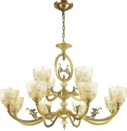 Подвесная люстра Odeon Light Piemont 3998/12 бра odeon light piemont 3998 2w