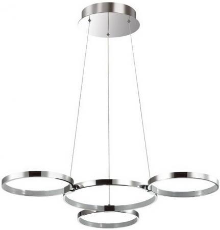 Подвесной светодиодный светильник Odeon Light Olimpo 4016/36AL