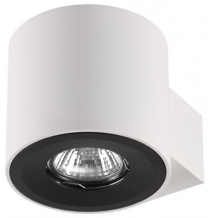 Настенный светильник Odeon Light Lacuna 3581/1W настенный светильник odeon light lacuna 3581 2w