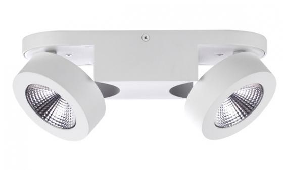 Светодиодный спот Odeon Light Laconis 3538/2LC кабель патч корд lanmaster twt 2lc 2lc su 2 0 2x9 125 os1 os2 lc дуплекс lc дуплекс 2м lszh оранж
