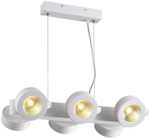 Светодиодный спот Odeon Light Pumavi 3493/60L люстра odeon light 2870 60l