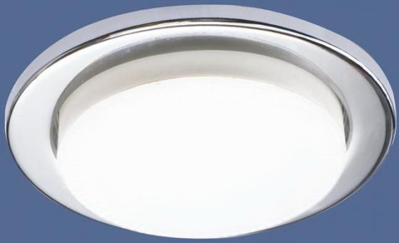 Встраиваемый светильник Elektrostandard 1035 GX53 CH хром 4690389065156 встраиваемый светильник elektrostandard 1035 gx53 ch хром 4690389065156
