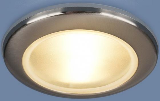 Встраиваемый светильник Elektrostandard 1080 MR16 CH хром 4690389060526