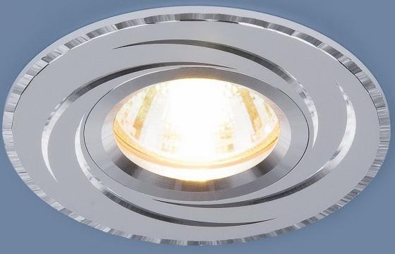 Встраиваемый светильник Elektrostandard 2002 MR16 WH белый 4690389064111
