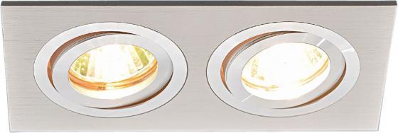 Встраиваемый светильник Elektrostandard 1051/2 WH белый 4690389083686 kb 1051