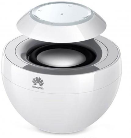 Портативная акустика Huawei AM08 белый 02452544 huawei am08 bluetooth speaker white