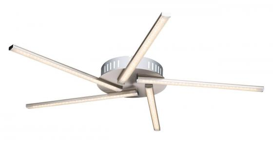 Потолочный светодиодный светильник Globo Sarka 67002-17F