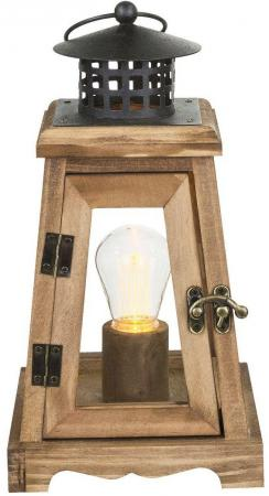 Настольная лампа Globo Fanal 28188 globo декоративная настольная лампа globo 28188