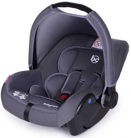 Автокресло Baby Care Lora (grey-grey) автокресло baby care rubin