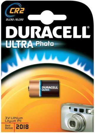 Батарейка Duracell CR2 Ultra CR2 1 шт B0001378 maifeng 10x 25mm handheld hunting laser range finder black army green 1 x cr2