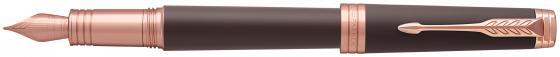 Перьевая ручка Parker Premier F560 Soft Brown PGT F 1931405 ручка перьевая parker premier fountain pen medium point