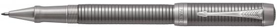Ручка-роллер Parker Duofold T308 Prestige Ruthenium Chiselled CT черный F 1931368 ruthenium based fischer tropsch synthesis
