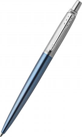 Гелевая ручка автоматическая Parker Jotter Core K65 Waterloo Blue CT черный M 2020650 цены онлайн