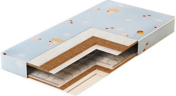 Матрас 120х60х12см Plitex Комфорт-Стандарт plitex комфорт люкс
