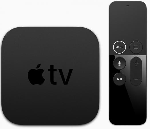 Медиаплеер Apple TV 4K 64GB MP7P2RS/A медиаплеер apple tv 64gb mlnc2rs a
