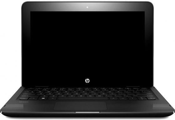 Ноутбук HP Stream x360 11-aa009ur 11.6 1366x768 Intel Celeron-N3060 32 Gb 2Gb Intel HD Graphics 400 черный Windows 10 Home 2EQ08EA ноутбук asus f553sa xx305t 15 6 1366x768 intel celeron n3050 500gb 2gb intel hd graphics черный windows 10 home 90nb0ac1 m06000