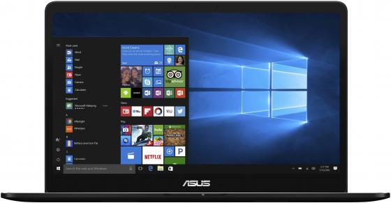 Ноутбук ASUS Zenbook Pro UX550VD-BN195T 15.6 1920x1080 Intel Core i7-7700HQ 1024 Gb 8Gb nVidia GeForce GTX 1050 4096 Мб черный Windows 10 Home 90NB0ET2-M03300 ноутбук asus zenbook pro ux303ub r4074r i5 6200 8gb 1tb nvidia 940m 2gb 13 3