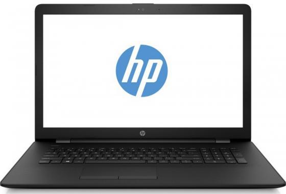 Ноутбук HP 17-ak080ur 17.3 1920x1080 AMD A9-9420 1 Tb 8Gb AMD Radeon 530 2048 Мб черный DOS 2QH69EA ножницы для живой изгороди 10 truper tb 17 31476