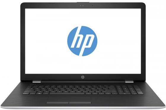 """Ноутбук HP 17-ak094ur 17.3"""" 1920x1080 AMD A10-9620P 1 Tb 128 Gb 8Gb AMD Radeon 530 2048 Мб серебристый DOS 2WG36EA"""