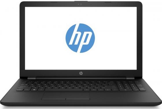 Ноутбук HP 15-bw613ur 15.6 1920x1080 AMD A6-9220 128 Gb 4Gb Radeon R4 черный DOS 2QH60EA ноутбук hp 15 bw022ur 1zk12ea amd e2 9000 4gb 500gb 15 6 dvd dos black
